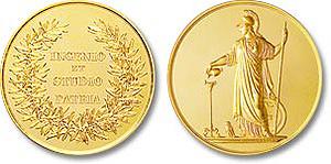The University of Copenhagen's gold medal